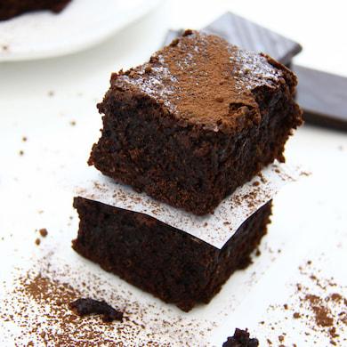 Cookie Crumbles gluten free brownies