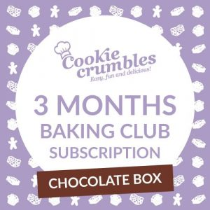 Cookie Crumbles Chocolate Box subscription promotion